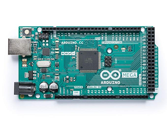 Faire son premier projet avec une carte Arduino Méga